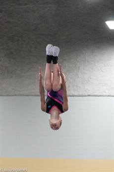 2014 AAU Junior Olympic Games - Trampoline and Tumbling