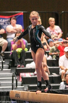 2014 AAU Junior Olympic Games Gymnastics RECAP