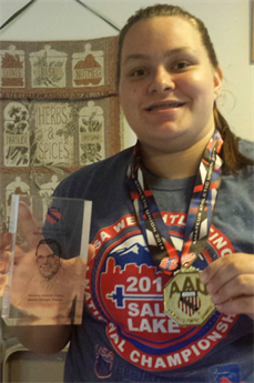 Missouri Athlete Wins 2014 AAU Joel Ferrell Award in Weightlifting