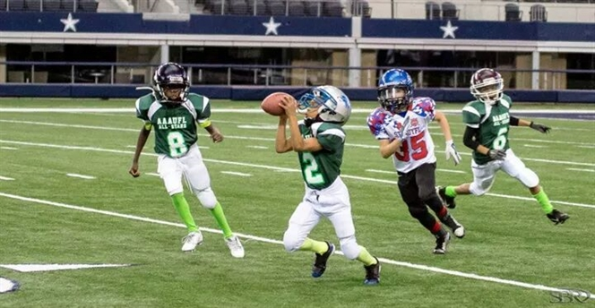 RECAP: 2nd Annual AAU Football Battle at the Border