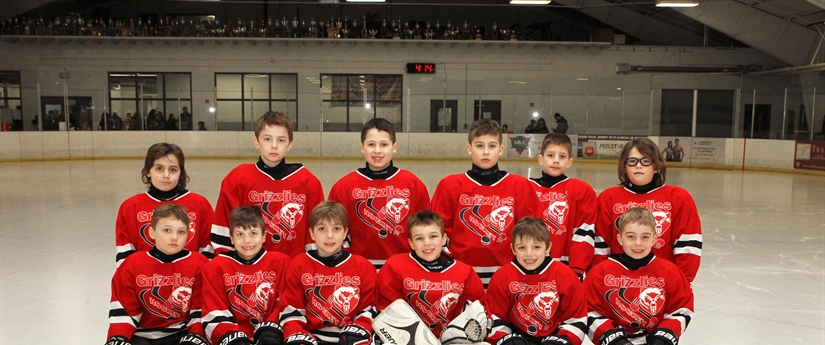 AAU Ice Hockey- Mite National Championships- PHOTOS