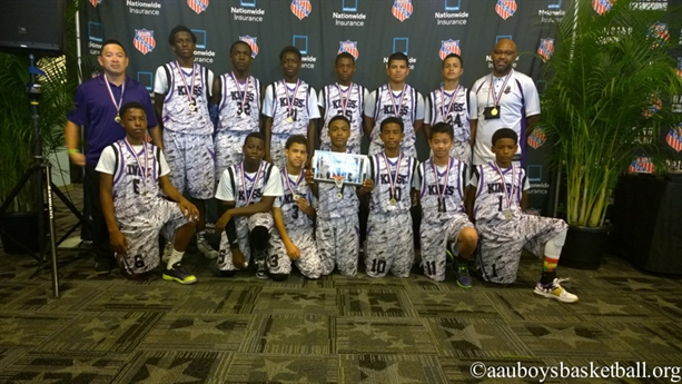 2015 AAU Easter Classic - Award Photos