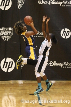 2015 AAU Spring Fling I - Action Photos