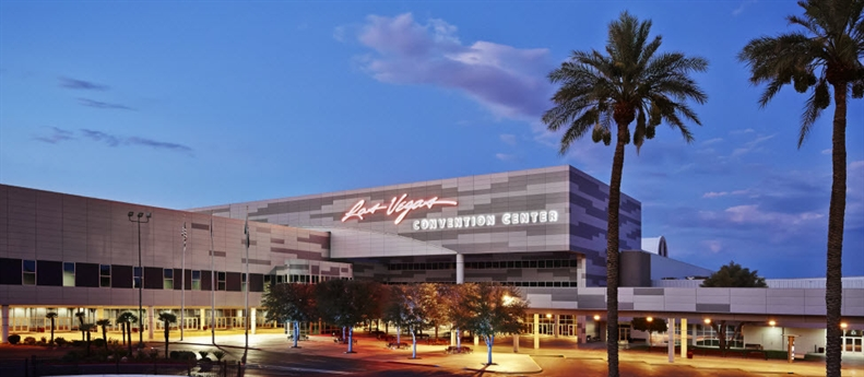Las Vegas Convention Center to host AAU events through 2020