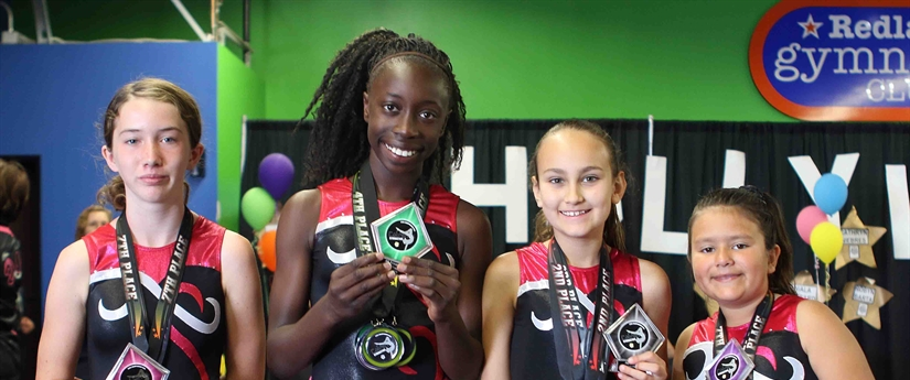 AAU Gymnastics California District Championships