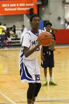 2015 AAU Memorial Day Classic - Action Photos