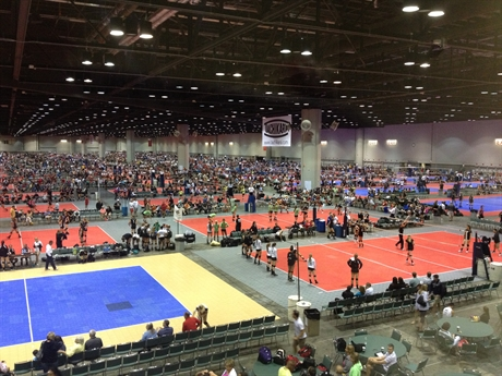 Orlando to Host World's Largest Volleyball Event