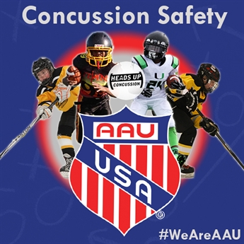 AAU Demonstrates Unwavering Commitment to Health and Well-Being of Youth Athletes by Strengthening  Current Concussion Policy