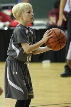 Boys' Basketball 9U Division I & II National Championships