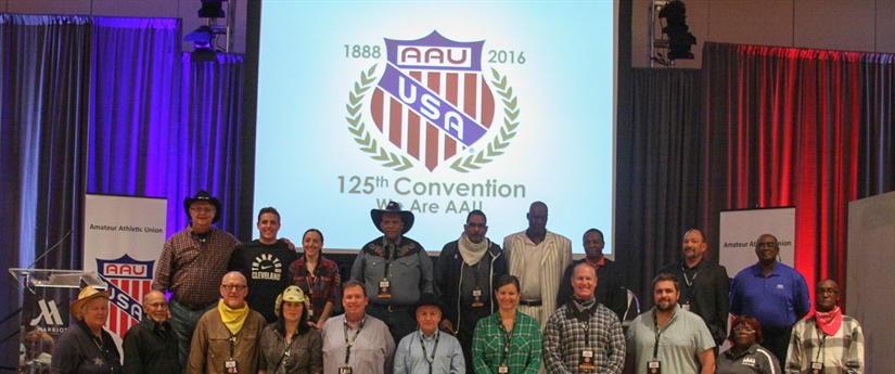 125th Annual AAU Convention Awards