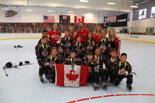 PHOTO GALLERY: Inline Hockey AAU Junior Olympic Games