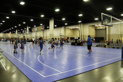 AAU BIG MOUNTAIN JAM AND ROCKY MOUNTAIN SHOWCASE BASKETBALL TOURNAMENTS