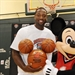 Remember When... Dwyane Wade Visited ESPN Wide World of Sports Complex