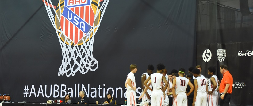 AAU Announces Multi-Year Partnership with FloSports to Air AAU Boys National Basketball...