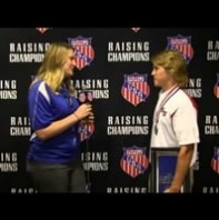 AAU H.S. Sullivan Award Videos