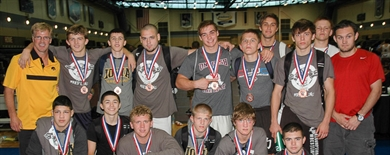 2013 Wrestling Scholastic Duals All Star Awards