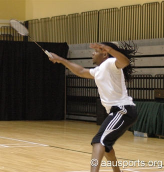2011 Badminton - AAU National Championship