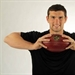 Andrew Luck and Worlds Greatest Dumbell Warm-up