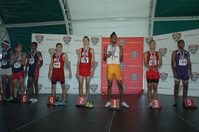 Results from AAU Indoor National Championships
