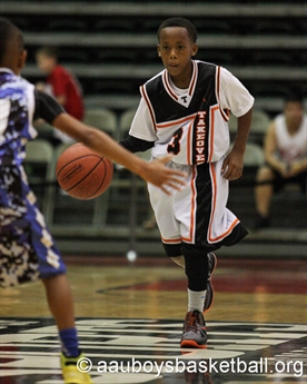 2013 Boys Basketball 3rd Grade DII National championships