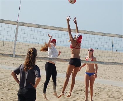 Mark Your Calendars for AAU Beach Volleyball