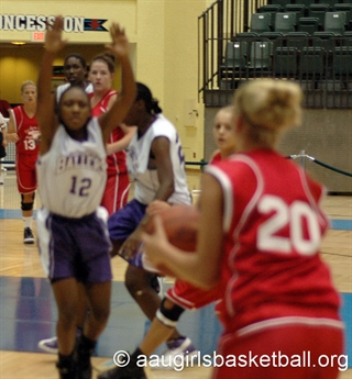 2009 Girls Basketball 15U DII Super Showcase