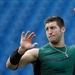 Tim Tebow's NFL Off-Season Workout