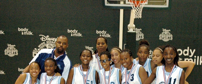 2007 Girls Basketball - Spring Fling II