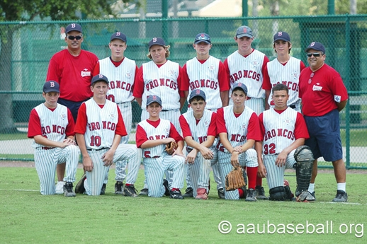 2005 Baseball - 14U National Championship