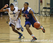 Qualify for the AAU Basketball Nationals