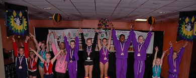2005 Junior Olympic Games -Gymnasics Awards