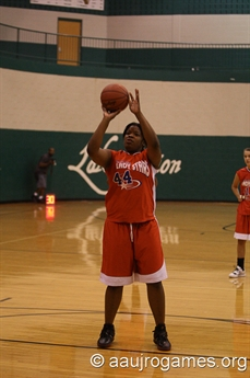 2008 AAU Junior Olympic Games - Girls Basketball