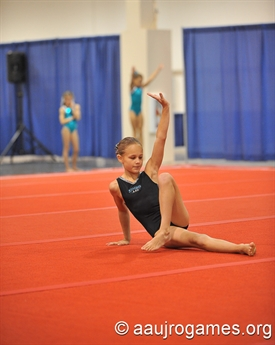 2008 AAU Junior Olympic Games - Gymnastics