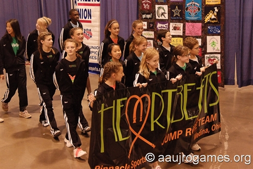 2008 AAU Junior Olympic Games - Jump Rope