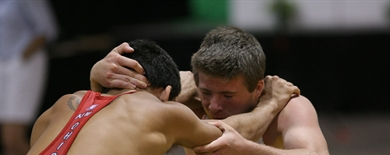 2008 AAU Junior Olympic Games - Wrestling