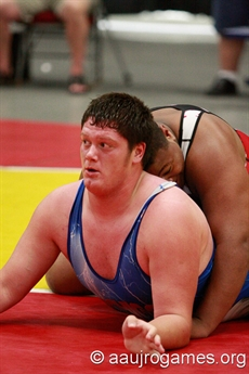 2009 AAU Junior Olympic Games - Wrestling