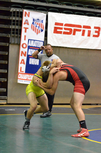 Join in the Fun at the Elementary National Duals