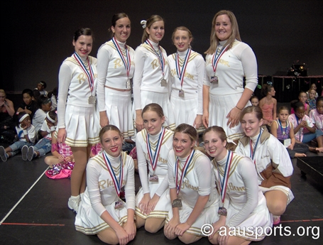2005 Dance - AAU Junior Olympic Games
