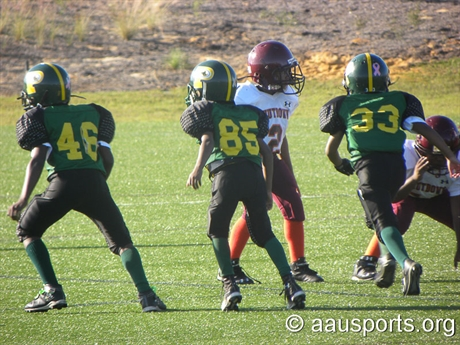 2013 Football - Las Vagas Nationals