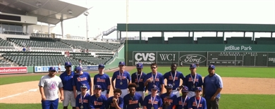 2013 Baseball Under Classmen Championship