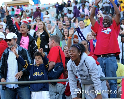 2013 Celebration of Athletes - AAU Junior Olympic Games