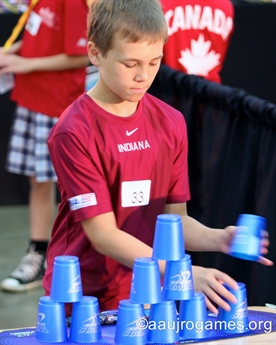 2013 Sports Stacking - AAU Junior Olympic Games