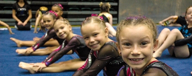 2013 Gymnastics - Girls