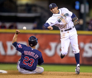 "Mariners shortstop Brad Miller ""a coach's dream"""