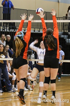 2014 AAU Volleyball Classic - Action Photos