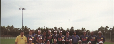 2002 Mens Fastpitch