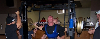 2007 Powerlifting