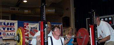 2007 Powerlifting - Triple Crown