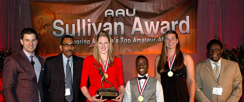 2013 AAU Sullivan Awards