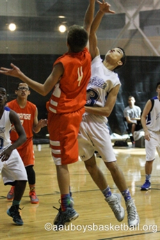 2014 AAU Spring Classic - Action Photos